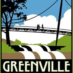 Walking Tours Greenville Sc