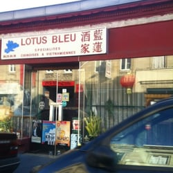 Restaurant Le Lotus Bleu, Bordeaux, France