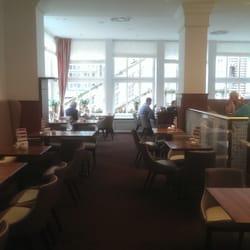 Cafe im Haupthaus in der 1 Etage