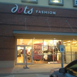 Dots clothes store. Cheap clothing stores