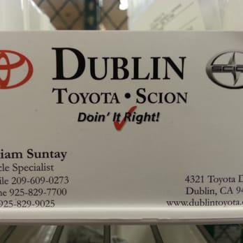 Dublin Toyota - Dublin, CA, United States