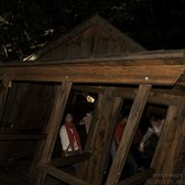 The Mystery Spot - The mysterious wooden house - Santa Cruz, CA, Vereinigte Staaten