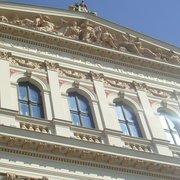 Wspaniały fryz Musikverein