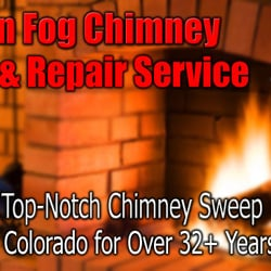 London Fog Chimney Cleaning logo