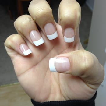 Nails vallejo beautify themselves with sweet nails nice nails vallejo ca united states french tips prinsesfo Gallery