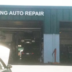 Hung auto repair alum rock east foothills san jose ca for United motors san jose