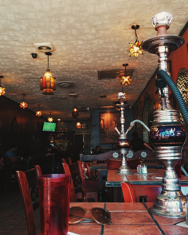 Sultana Cafe & Hookah Bar