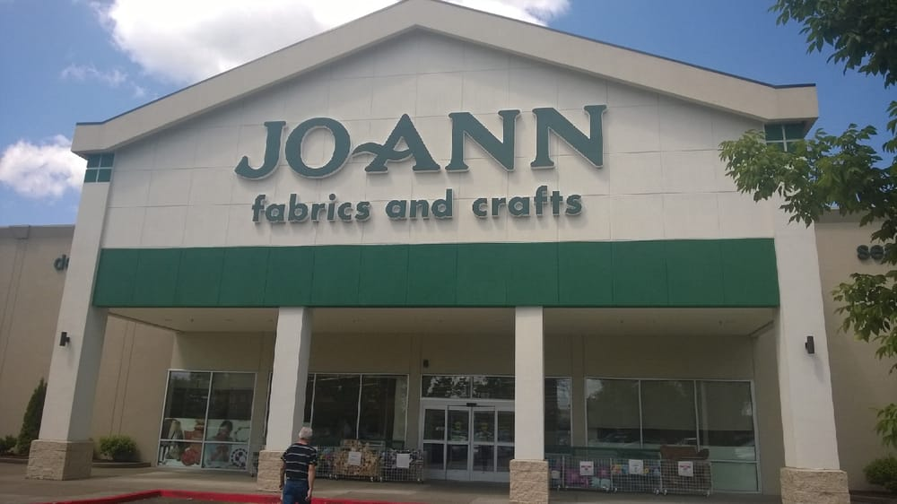 Jo ann fabric and craft stores fabric stores salem or for Joann craft store near me