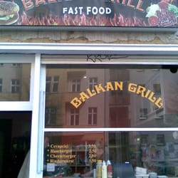 Balkan Grill, Berlin