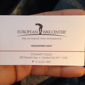 European Wax Center Garden City Ny Yelp
