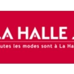 La Halle aux Vêtements, Lunéville, Meurthe-et-Moselle