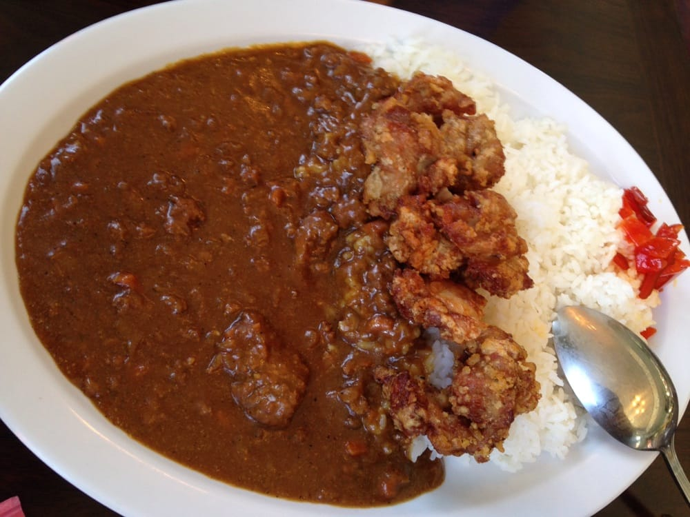 Japanese Style Curry Chicken