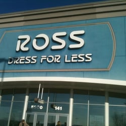Ross clothing store hours