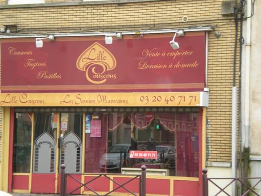 Lille couscous closed moroccan 80 rue br le maison for 82 rue brule maison lille