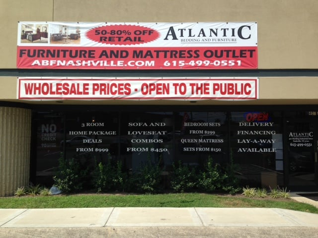 Atlantic Bedding And Furniture Furniture Shops Nashville Tn United States Reviews