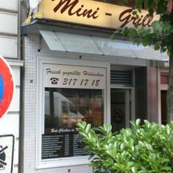 Mini-Grill, Hamburg