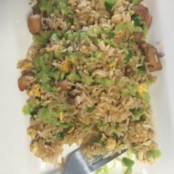 how to make peruvian chicken fried rice