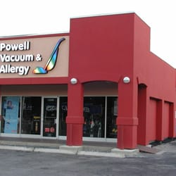Powell Vacuum Cleaner Sales & Repair logo