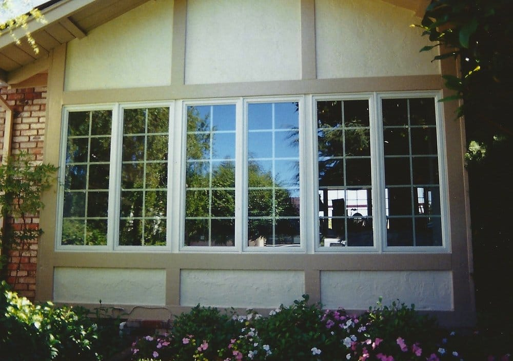 Advanced window systems belmont ca 591 5253 andersen for Vinyl clad windows