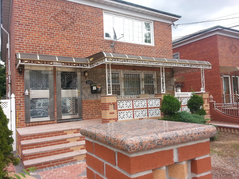 Metal Awnings New York - Contractors - East New York ...