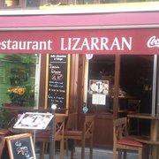 Lizarran, Paris