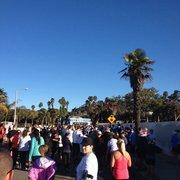Ventura County Fairgrounds - Getting ready - Ventura, CA, Vereinigte Staaten