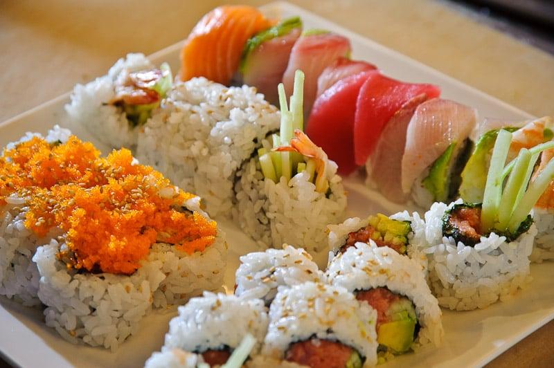 Sushi Garden Broadway Sushi Garden 151 Photos Sushi