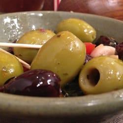 Olives. Yum!