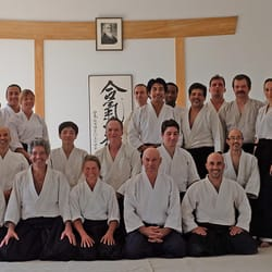 Shobu Aikido of Boston - Somerville, MA, États-Unis. Summer Gassuku 2015