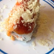 O'Sushi - Crab roll off of the conveyer belt - Hillsboro, OR, Vereinigte Staaten
