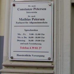 Innere Medizin Mathias Constance Petersen, Hamburg