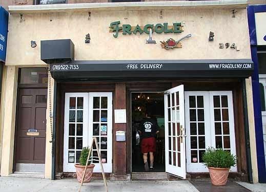 Fragole Ristorante 65 Photos Italian Restaurants Carroll Gardens Brooklyn Ny United