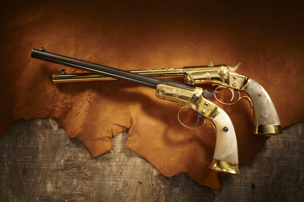 Oakley (KS) United States  city pictures gallery : ... Museum Fairfax, VA, United States. Annie Oakley's Stevens Pistol