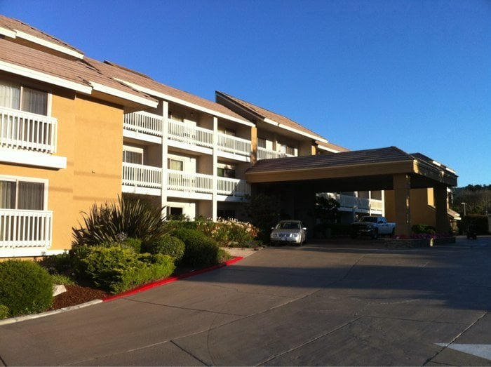best western plus monterey inn hotels monterey ca yelp On best western seaside ca