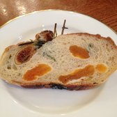 Rosemary Apricot Bread.