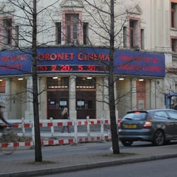 Coronet Cinema, London, UK