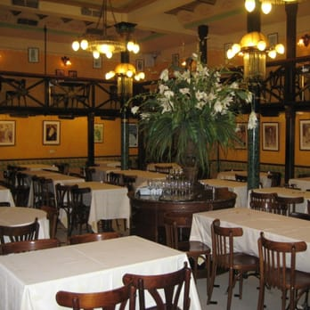 Main dining room.