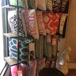 Platypus - Chester Township, NJ, États-Unis. Gorgeous variety of decorative pillows, many embroidered on sale $15-$35!