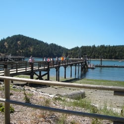 Deception Pass Tours - Anacortes, WA, États-Unis. Boat launch at the harbor - you also have to pay $10 to park if you don't have the day pass issued by Washington State Parks and Rec