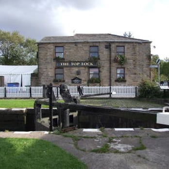 Beer Festival at Top Lock - The Top Lock and the top lock (58) - Preston, Lancashire, United Kingdom