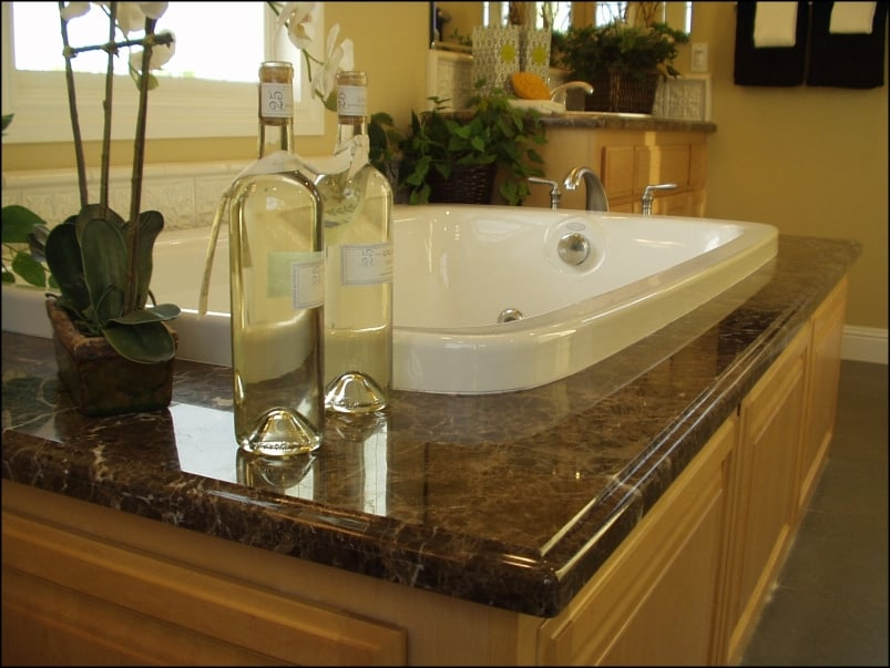 United marble granite 41 photos kitchen bath for Academy of salon professionals santa clara
