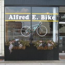 Bikes Kalamazoo Mi Alfred E Bike Kalamazoo MI