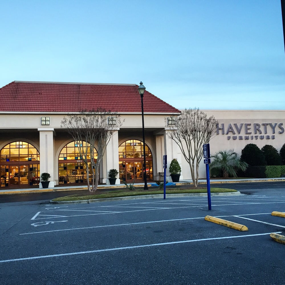 Havertys furniture stores wilmington nc