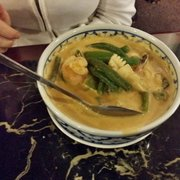 Thai Country Restaurant - Pan ang curry - McMinnville, OR, Vereinigte Staaten