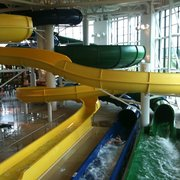 Evergreen Wings & Waves Waterpark - Water slides - McMinnville, OR, Vereinigte Staaten