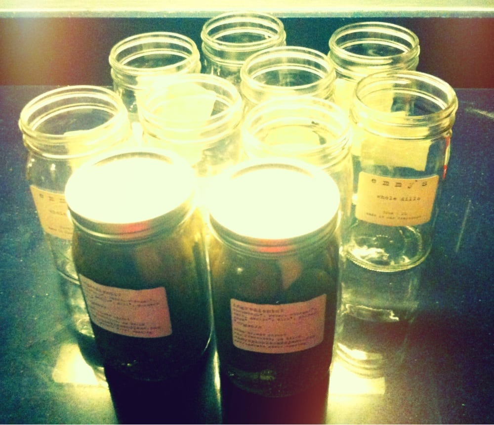 Proof of my emmy 39 s pickle addiction yelp for Addiction salon san francisco