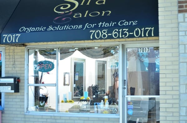 Natural Hair Salons In Forest Park Il