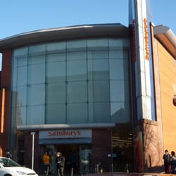Sainsburys, Manchester