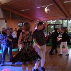 Boogie und Discofox Tanzveranstaltung