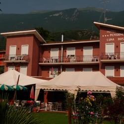 Ambienthotel Luna Rossa, Malcesine, Verona
